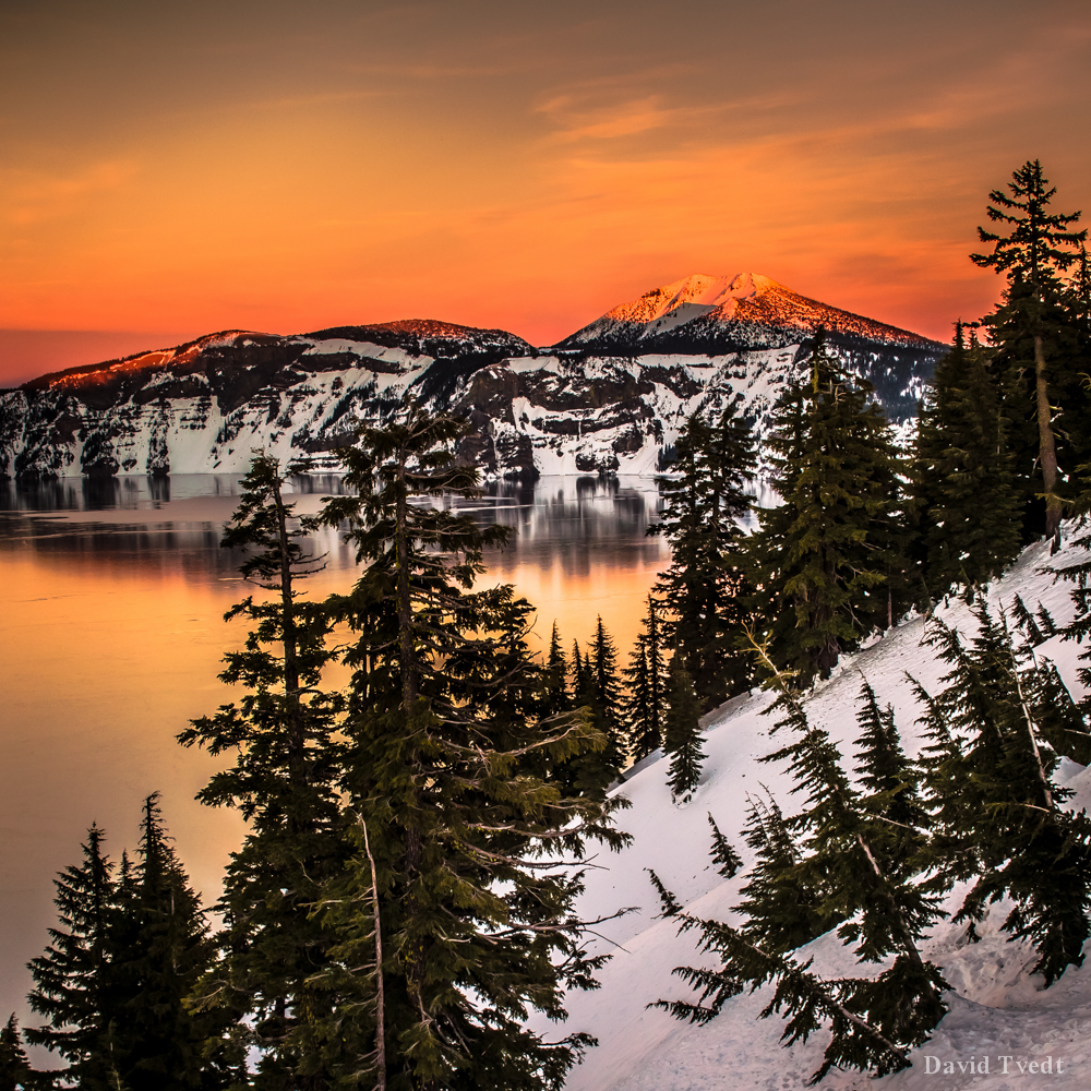 crater lake essay