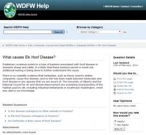 WDFW Herbicide