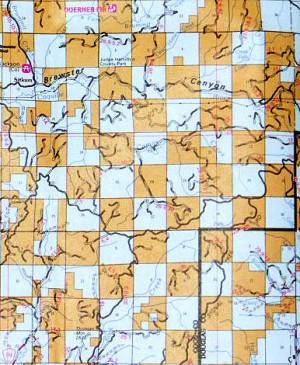 O&C Checkerboard