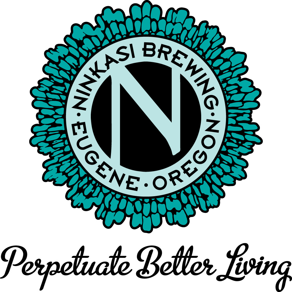 "Ninkasi ""Perpetuate Better Living"" Logo"