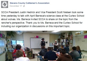 SCCA Talking Science