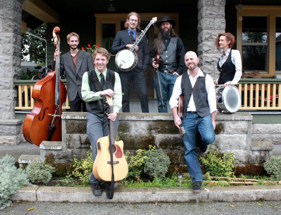 Alder Street Band courtesy Alder Street