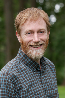 Gabe Scott, Alaska Legal Director