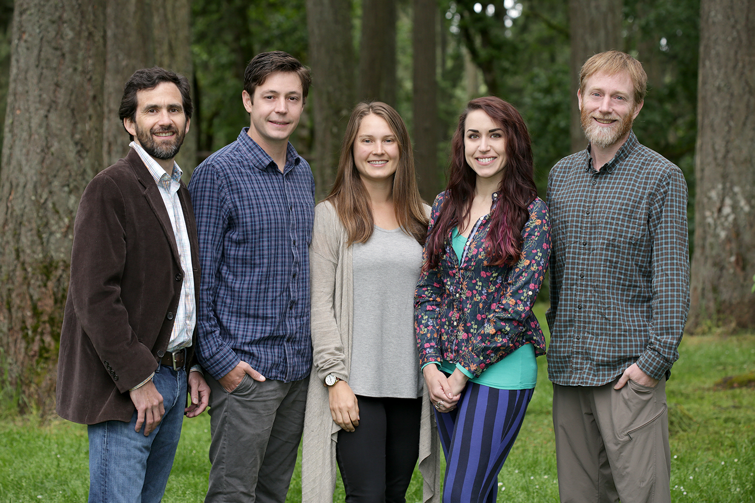 Cascadia Wildlands Staff, 2016