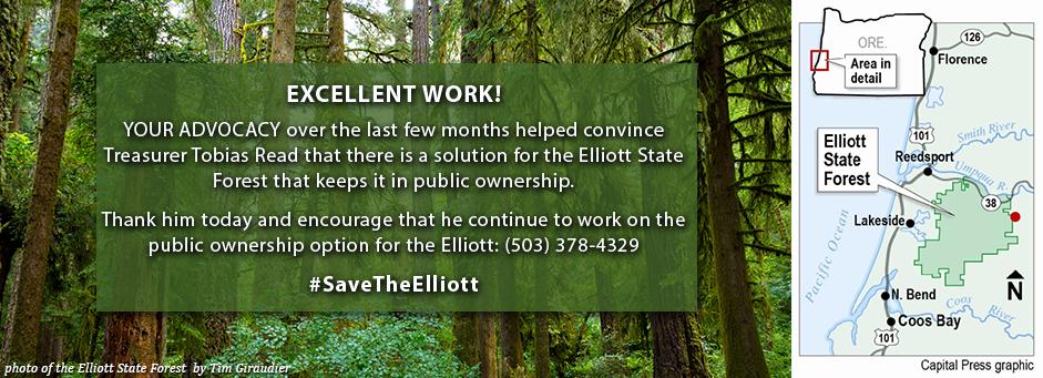#SaveTheElliott