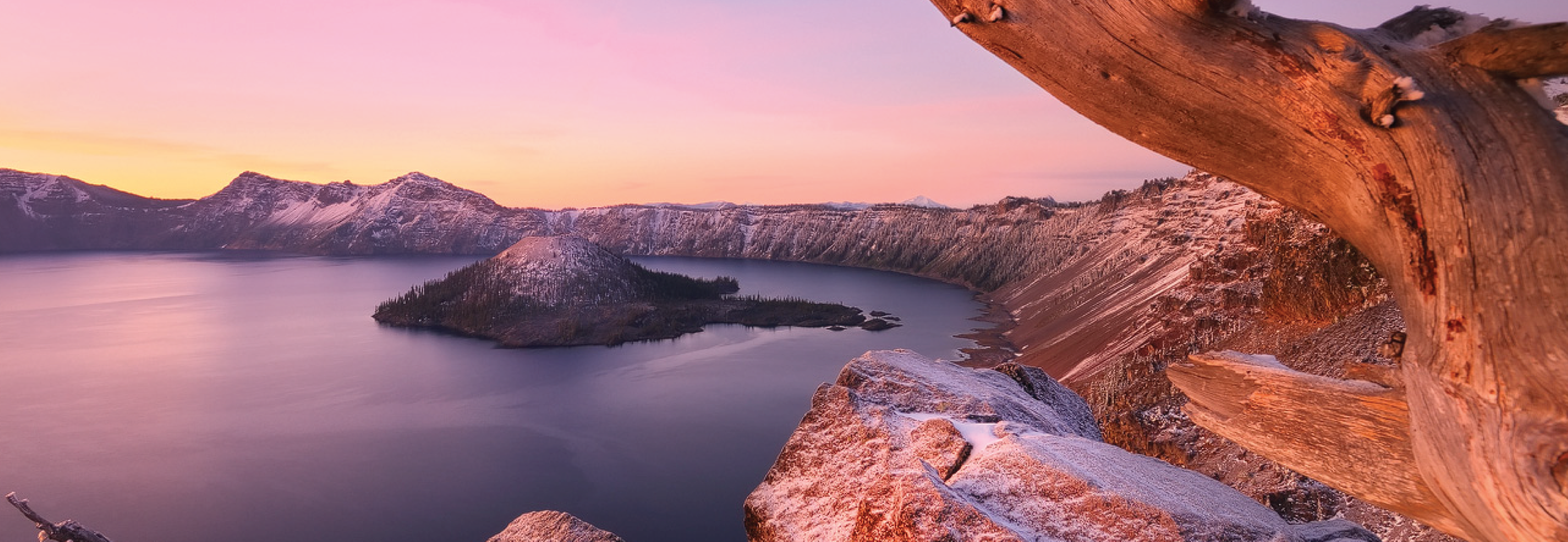 Crater Lake (photo by Andrew Kumler)