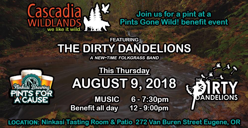 Join Us Thursday for Music & Beer! — August 9, 2018