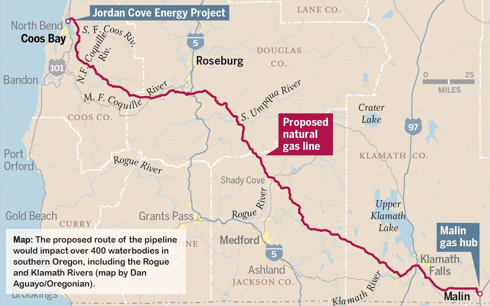 ALERT: Despite Permit Denials and Current Public Health Crisis, Federal Agency Approves Jordan Cove LNG