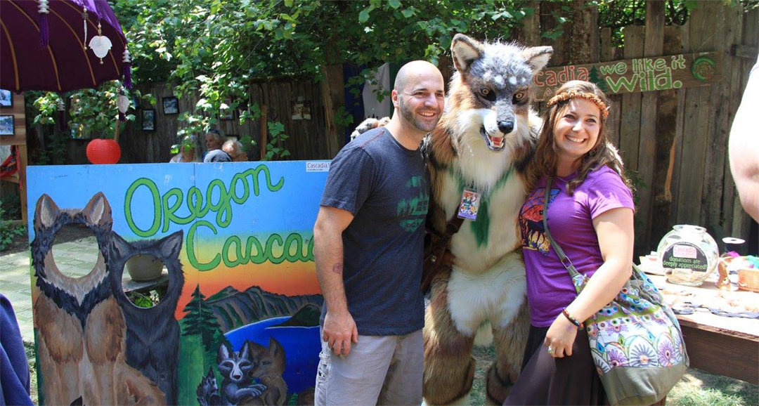 Oregon Country Fair in Veneta