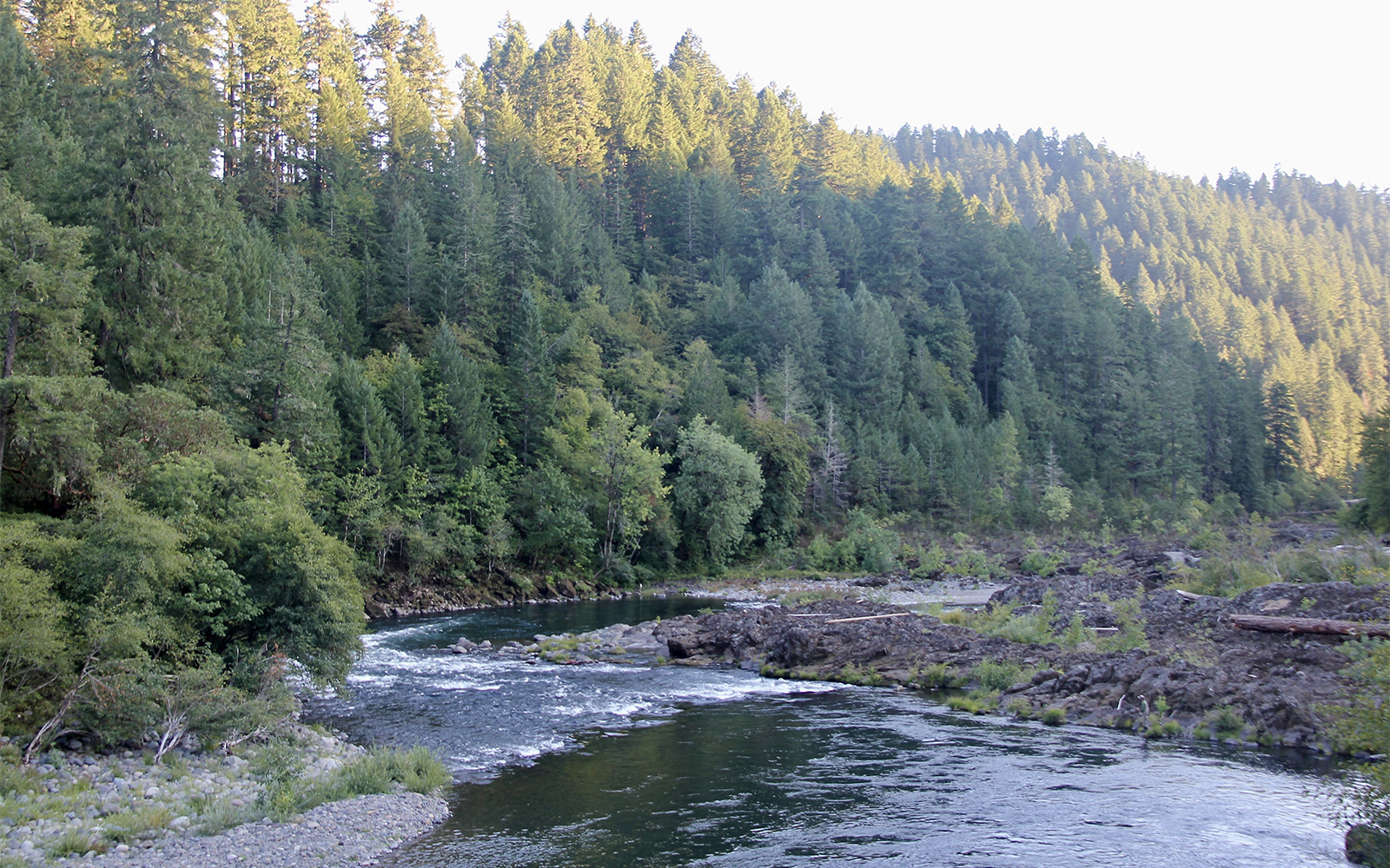 Umpqua Sweets Chronicles Vol 1: Down by the Riverside