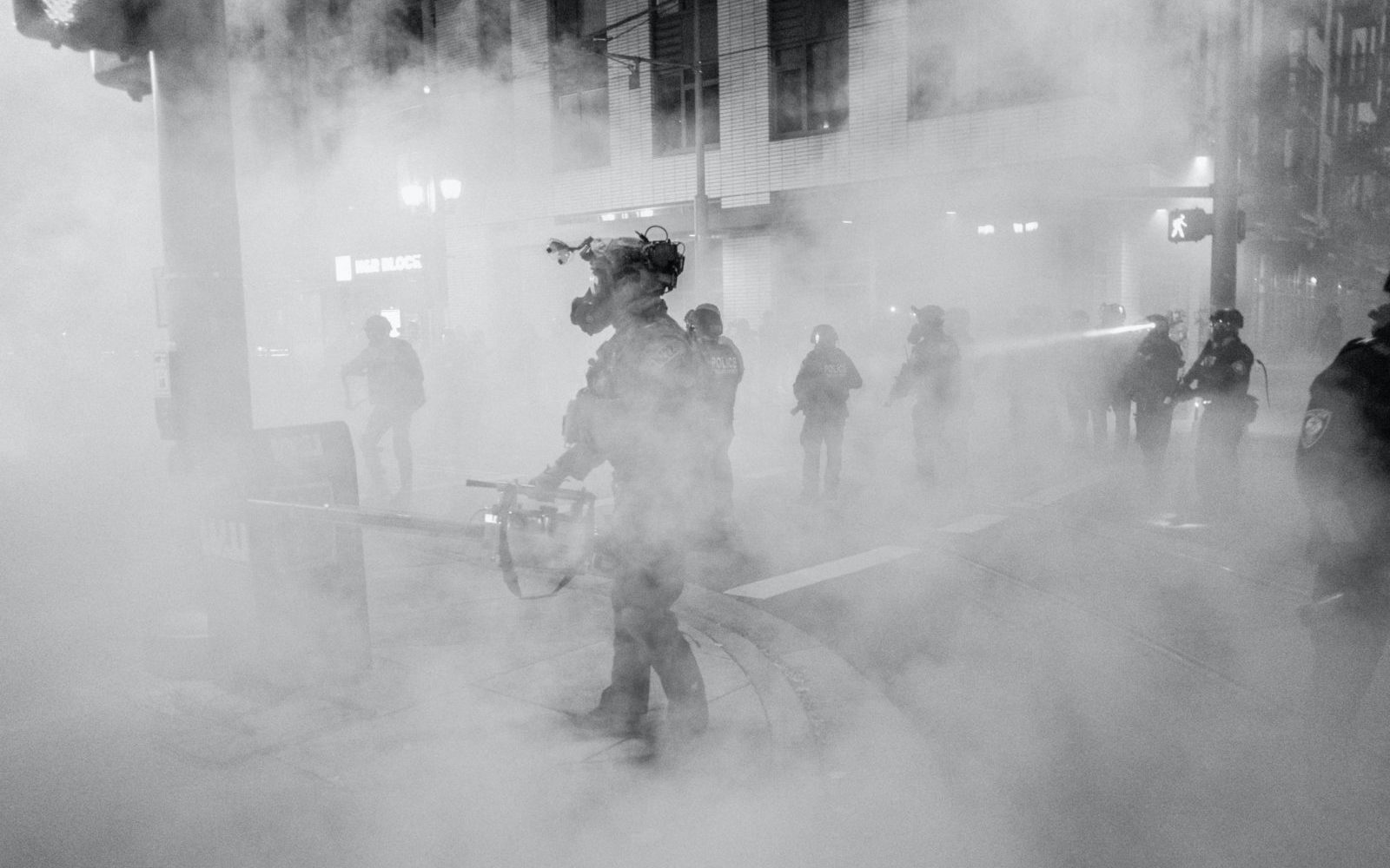 Environmental, public health, and social justice groups file legal challenge against DHS citing lack of analysis on impacts of teargas to human health and the environment