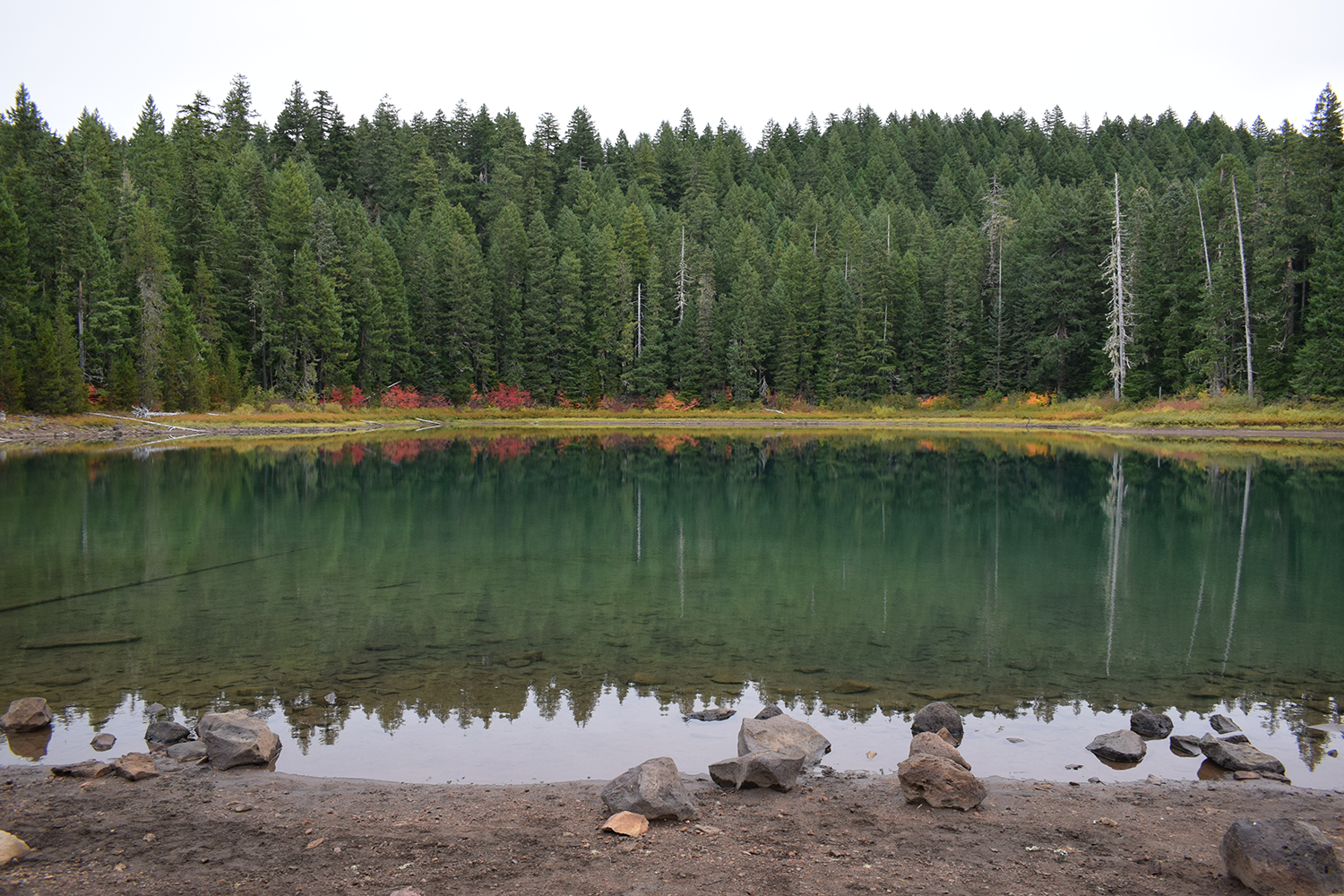 Flat Country – Robinson Lake near the timber sale -DSC_0578 byStuartSteidle