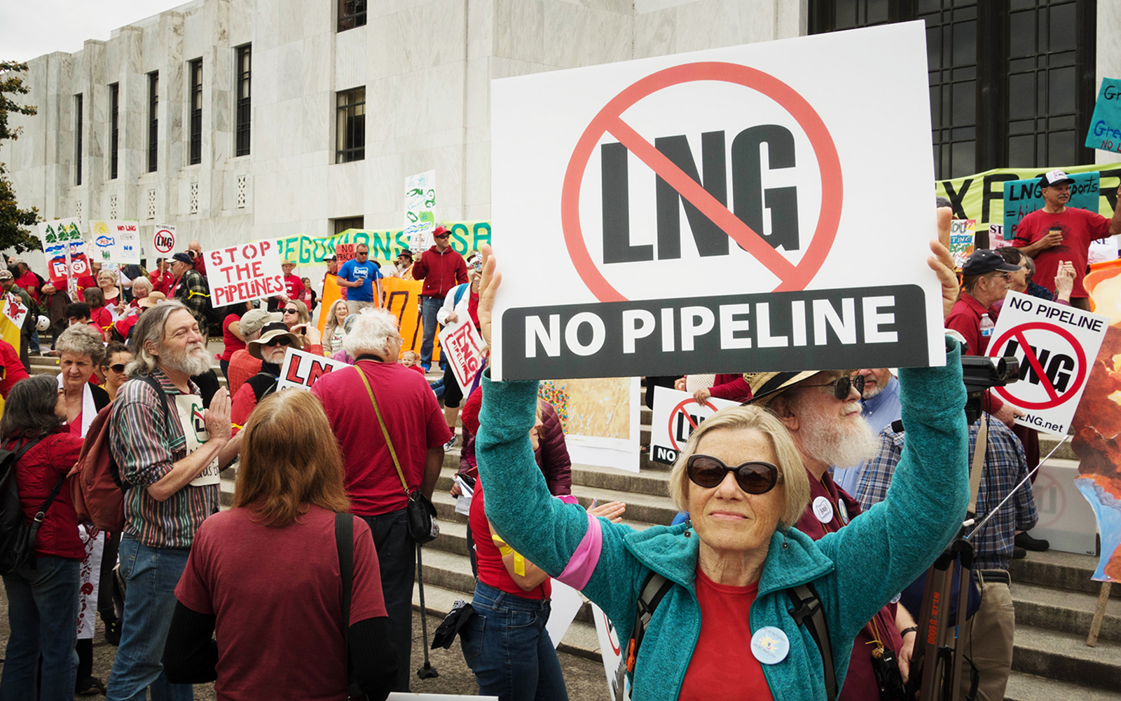 Federal Government Rejects Request to Overturn Oregon's Denial of LNG Project